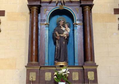 Retablo de San Antonio de Padua