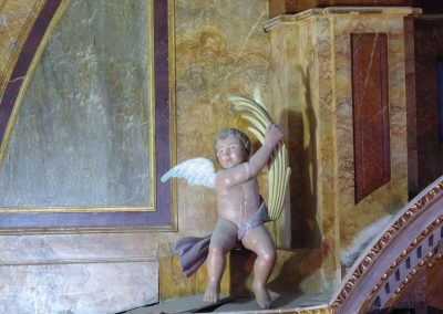 Ángel portando palma
