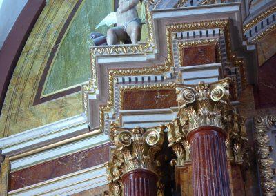 Superposición de columnas