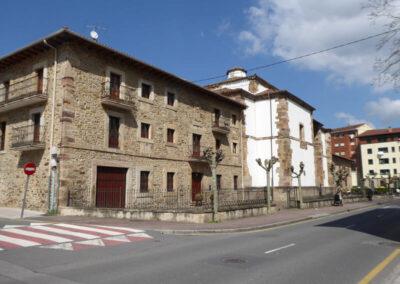 Edificio de la antigua preceptoría