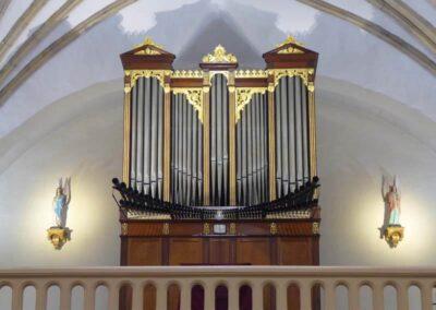 Órgano de 1910