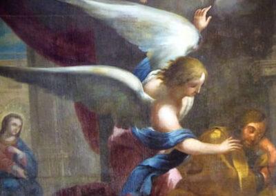Sueño de San José (concepción de María)