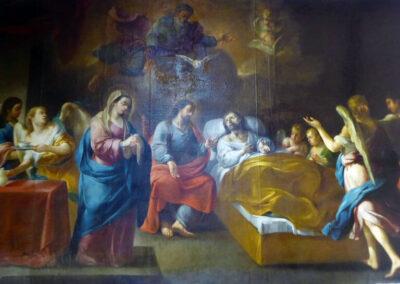 Muerte de José