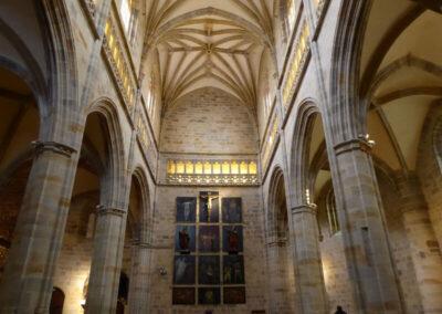 Interior de la iglesia de San Antó