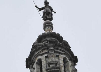 Giraldillo, alegoría de la Fe, sobre la torre, Jerónimo de Argos, 1775