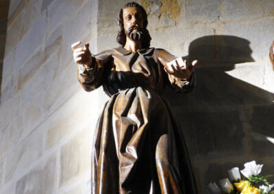 San Cosme, Antonio de Alloitiz, 1664