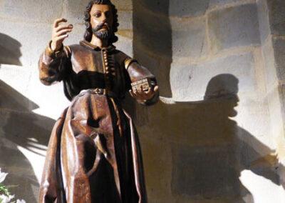 San Damián, Antonio de Alloitiz, 1664