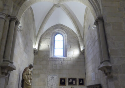 Capilla de la Inmaculada Concepción o de la familia Martínez de Luno