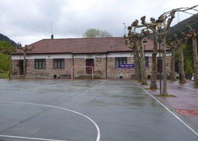 Escuelas del barrio
