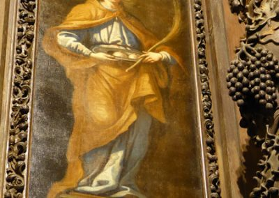 Pintura de Santa Águeda