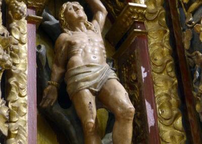 Imagen romanista de San Sebastián