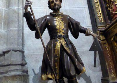 Escultura de San Isidro