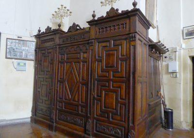 Mueble de la sacristía