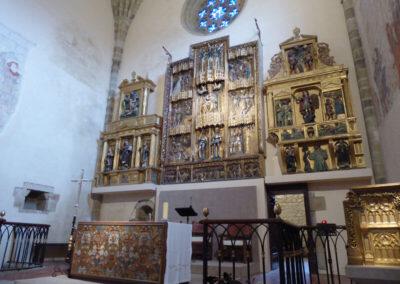 Retablo de los santo Emeterio y Celedonio (principios del siglo XVI)