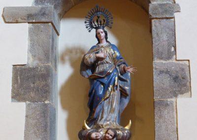 Escultura de la Inmaculada