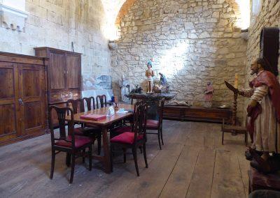 Interior de la sacristía