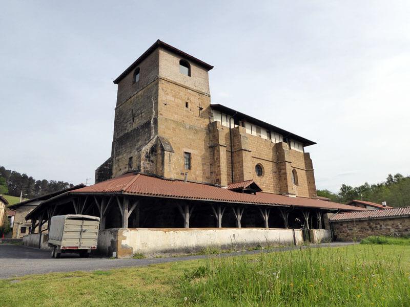 Iglesia de los santos Emeterio y Celedonio