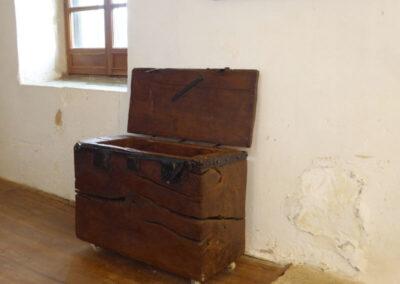 Kutxas (cajas) de roble