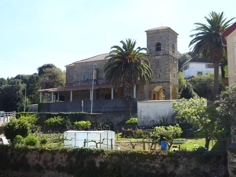 Iglesia de San Nicolás de Bari