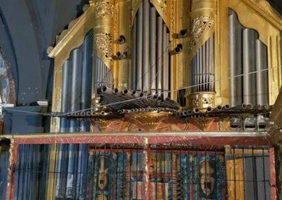 Órgano de 1777