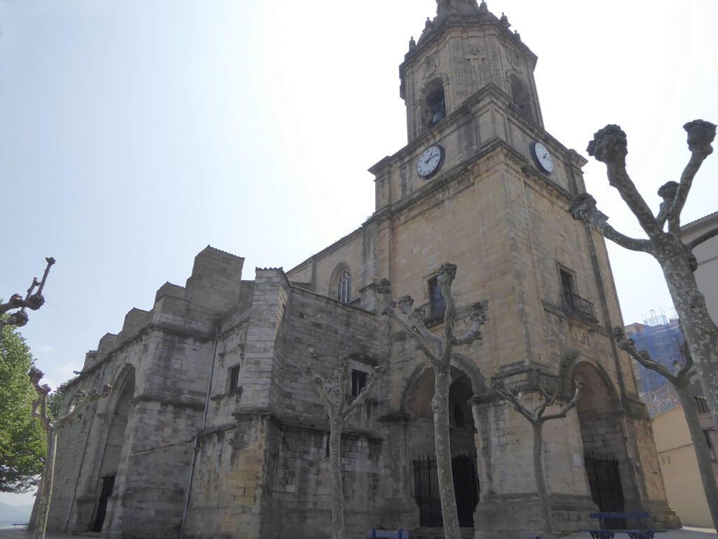 Iglesia de Santa María de Portugalete