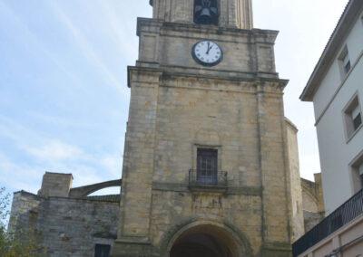 Torre campanario de Santa María de Portugalete