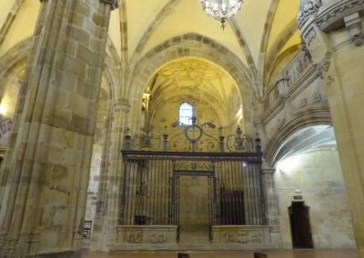 Capilla renacentista de Gorostiza o de Santiago
