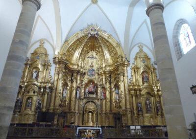 Retablo de San Martín