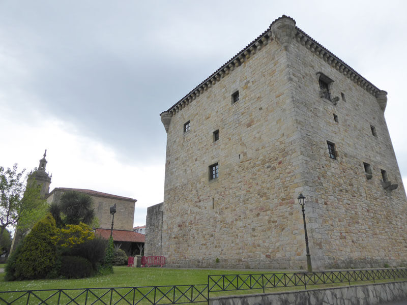 Torre de Zamudio