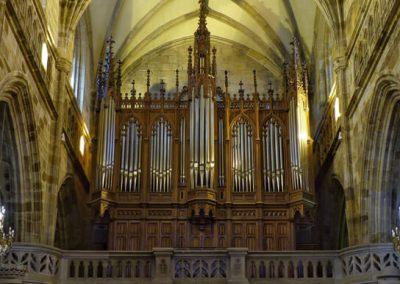 Órgano Didier (1903) - Basilica de Portugalete